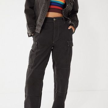 Vintage Overdyed Cargo Pant | Urban Outfitters