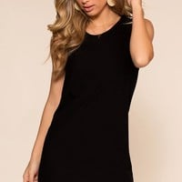 A Touch Of Sugar Dress - Black