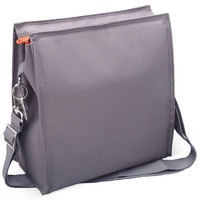 Insulated Lunch Tote, Slate, Coolers & Thermal Bags