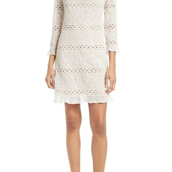 Tracy Reese Chantilly Lace Shift Dress | Nordstrom
