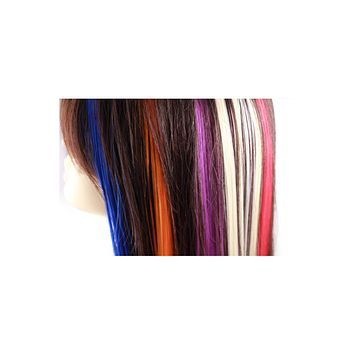 Single Clip Hair Extension: Set of 7