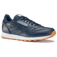 Reebok Classic Leather Gum - Blue | Reebok US
