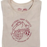 REI NPS Mountain Peak Logo T-Shirt - Women's