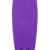 "Penny 22"" Purple Mini Longboard Deck (Deck Only) 