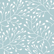 Budding Trees Removable Wallpaper