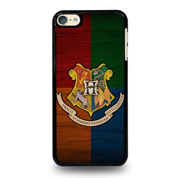 HARRY POTTER HOGWARTS SYMBOL iPod Touch 4 5 6 Case Cover