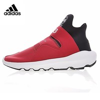 Official Original ADIDAS Y3 Y-3 SUBEROU Men's Running Shoes Classic breathable shoes outdoor anti-slip AC7198