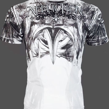 Men's Affliction Planet X T Shirt