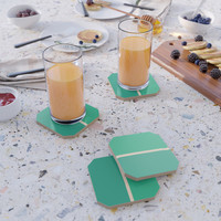 Half a Jade Coaster by spaceandlines
