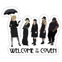 Welcome to the Coven