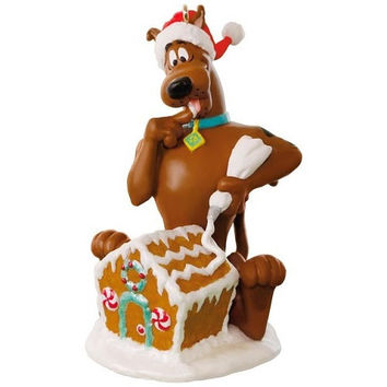 SCOOBY-DOO Season's Snackings Ornament