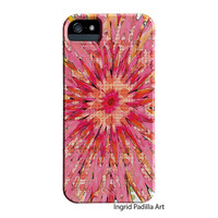 Blooming Flower iPhone 5 Case, Funky, Art, iPhone 5c case, iPhone5 cases, iPhone 5S case