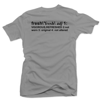 Bobby Fresh Definition Chrome 6s Tee