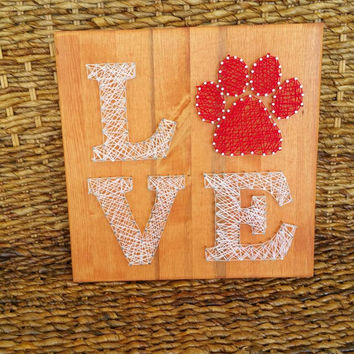 Shop String Art Wall Hanging On Wanelo