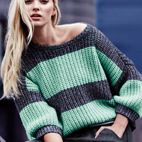 Boatneck Sweater - Cozy Sweaters - Victoria's Secret