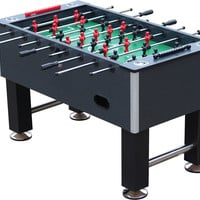 Playcraft Pitch Foosball Table, Charcoal