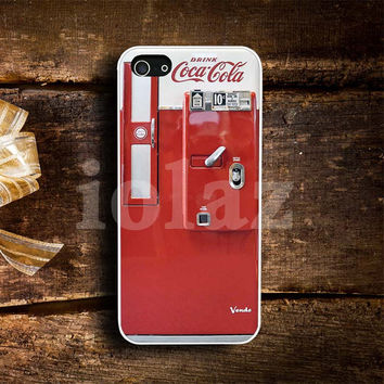 Coke Vending Machine Design mobile Phone case