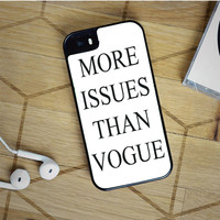 more issues than vogue iPhone 5(S) iPhone 5C iPhone 6 Samsung Galaxy S5 Samsung Galaxy S6 Samsung Galaxy S6 Edge Case, iPod 4 5 case