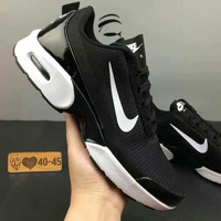 Nike Air Max Jewell Men Casual Running Sport Shoes Sneakers Black(white hook)