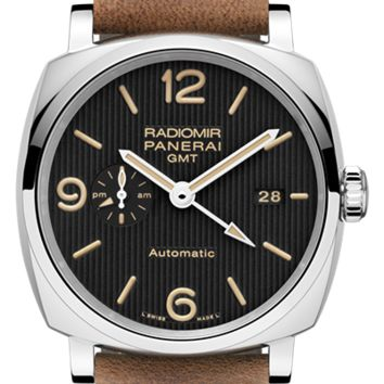 Panerai - Radiomir 1940 3 Days GMT Automatic Acciaio – 45mm