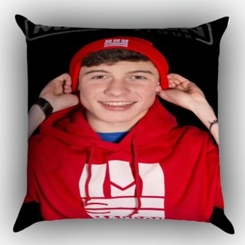shawn mendes wallpaper X0699 Zippered Pillows  Covers 16x16, 18x18, 20x20 Inches