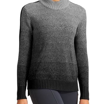Athleta Womens Merino Sunset Sweater