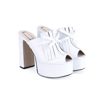 No21   Leather Platforms with Tassel Trim   brownsfashion.com   The Finest Edit of Luxury Fashion   Clothes, Shoes, Bags and Accessories for Men & Women