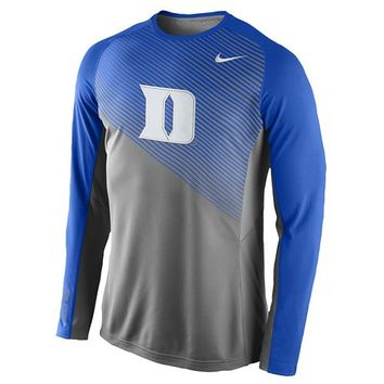Nike College DF On Court Shooting Shirt - Men's