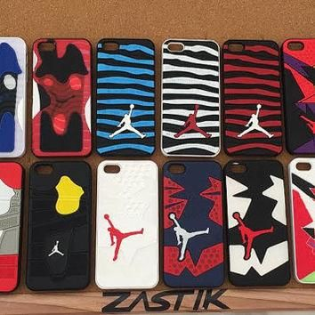 Nike Air Jordan Iphone 5 5S Phone Case Cover Protector Shield Shoe Mobile Accessories