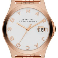 Women's MARC BY MARC JACOBS 'The Slim' Bracelet Watch, 36mm