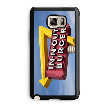 in n out burger funny samsung galaxy note 5 note edge cases