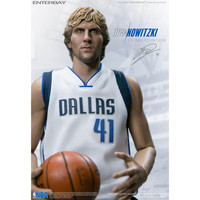 NBA COLLECTION: DIRK NOWITZKI - MOTION MASTERPIECE 1:6 SCALE ACTION FIGURE