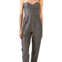 Lover Drifter Strapless Jumpsuit | SHOPBOP
