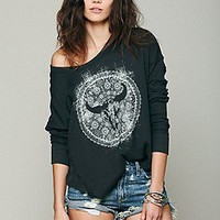 Free People  We The Free Graphic Thriller Thermal at Free People Clothing Boutique