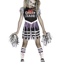 Kids Zombie Fear Leader Costume - Spirithalloween.com