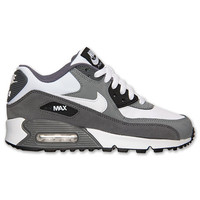 Boys' Grade School Nike Air Max 90 Running Shoes