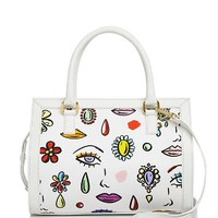 Boutique MoschinoGraphic Satchel
