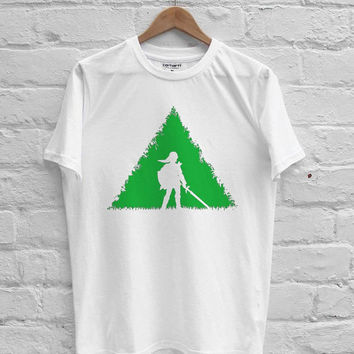 legend of zelda warrior T-shirt Men, Women, Youth and Toddler