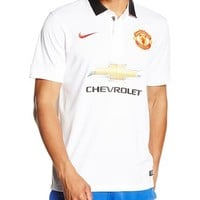 MANCHESTER United 2014/15 Away Stadium Men's Soccer Shirt