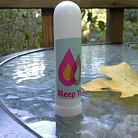 Sleep Tight Aromatherapy Nasal Inhaler - Exceptional For Insomnia And Relaxation.
