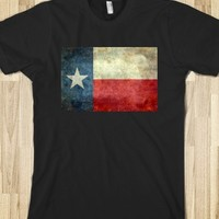 The Lone Star Flag of Texas