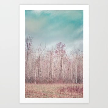 It's Been So Long Art Print by Faded  Photos