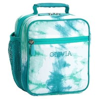 Gear-Up Ceramic Pool Tie-Dye Classic Lunch With Mesh Side Pocket