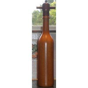 Wine Bottle Peppermill-Cherry Finish