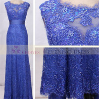 Promotion Wholesaler Top Trend | Elegant Maxi Long Lace Prom Dress 2014 Made in Chima, View Prom Dresses, Choiyes Prom Dress Product Details from Chaozhou Choiyes Evening Dress Co., Ltd. on Alibaba.com