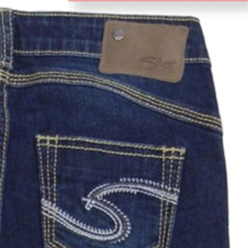 Silver Jeans for Girls Tammy Slim Bootcut