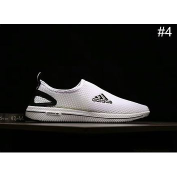 ADIDAS SUPERSTAR II lightweight running shoes mesh breathable sneakers F-A0-HXYDXPF #4