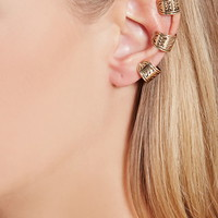 Etched Ear Cuff | Forever 21 - 1000205752