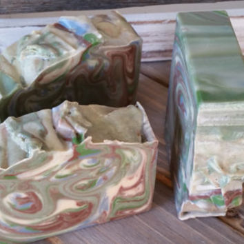 Mother Earth Goat Milk Artisan Soap