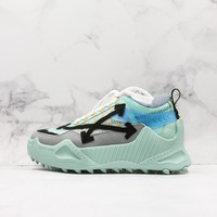 Off White C/o Light Blue Odsy 1000  Sneakers - Best Deal Online